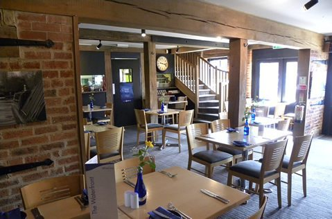Harborough restaurant celebrates being named in Times top 100