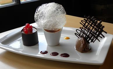 Celebrate Chocolate Week at The Waterfront
